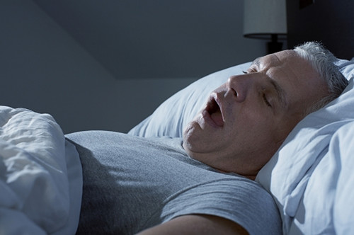 打呼噜临床症状