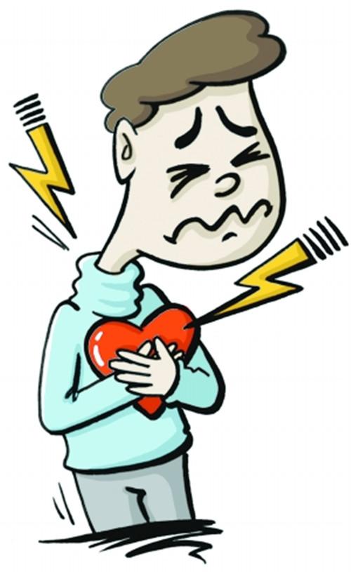 中医把冠心病分为三种类型