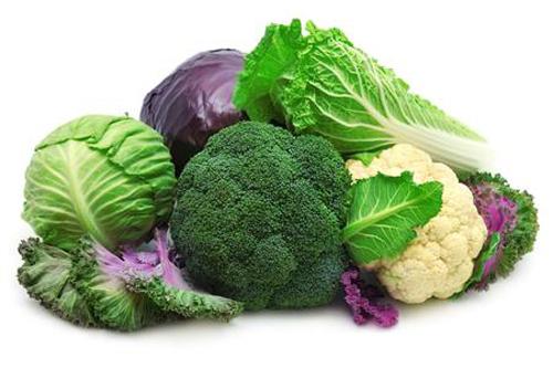 多吃绿色蔬菜对人体益处多多