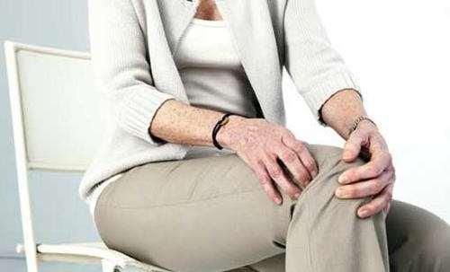 中老年易患关节炎