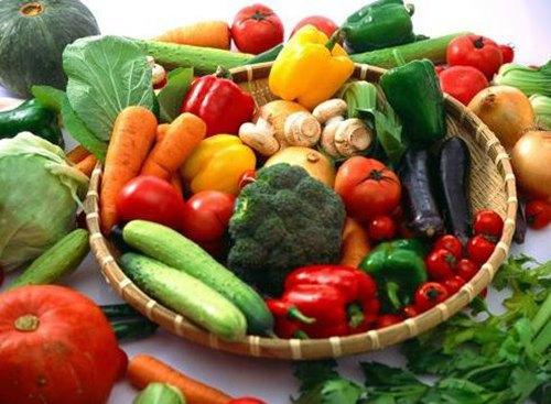 深色蔬菜有益骨骼