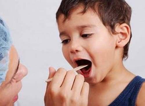 小孩子咽炎怎么治