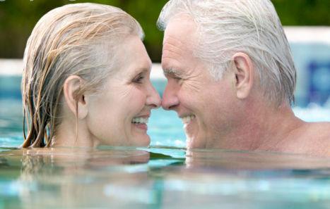 50岁后 性爱优势更明显