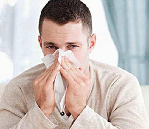 过敏性鼻炎引起咳嗽怎么办呢?