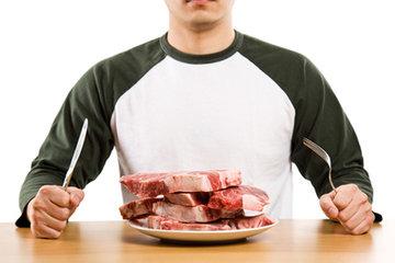 重口味爱吃肉 10大饮食恶习吃坏肾