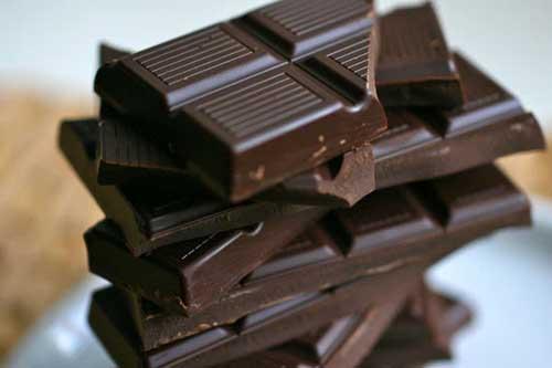 黑巧克力巧降血压