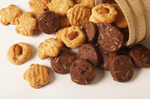 预防糖尿病 从少吃饼干开始