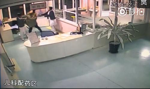 网曝护士被殴打 行凶者因处哺乳期未被定罪
