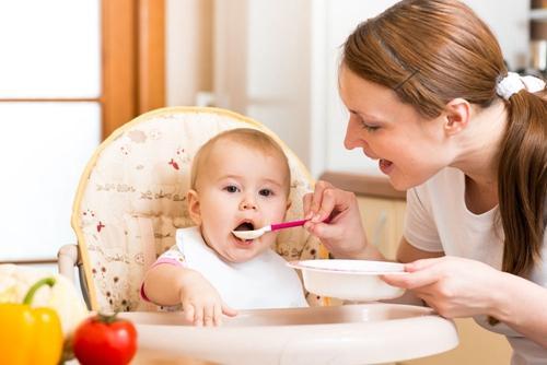 孩子应该尝别样滋味的食物