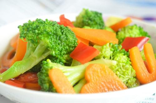男性提高性能力运动和蔬菜都不可少