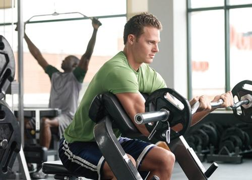 过度健身或将加速脱发出现