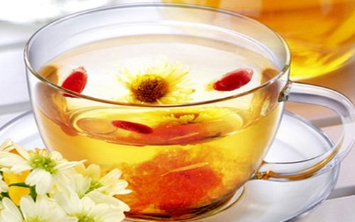 菊花枸杞茶让你远离老花眼