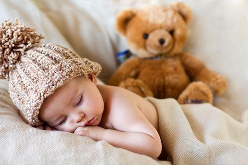 月子期间宝宝的九种皮肤变化