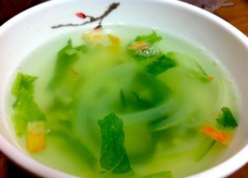 冬季多喝蔬菜汤的好处