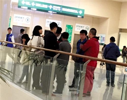 广州现中介组织有偿献血