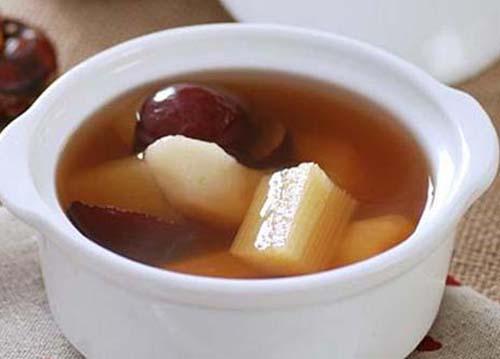 春天养生 煲汤清热祛湿