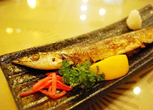 减肥要知道的高脂鱼类