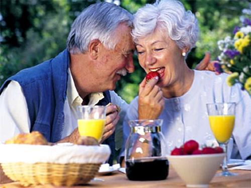 老年人饮食要注意四个度