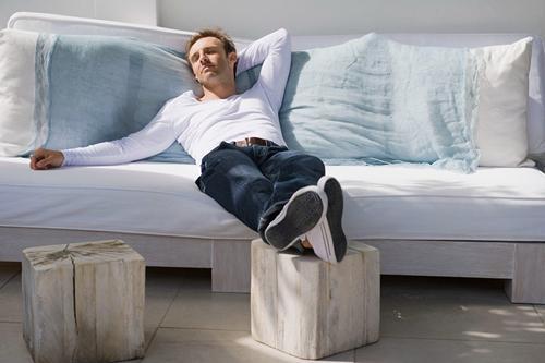 男人在生活中要这样休息效果好