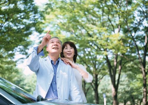 五个动作帮你轻松延年益寿