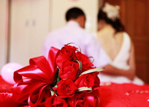 什么让你想结婚了呢?