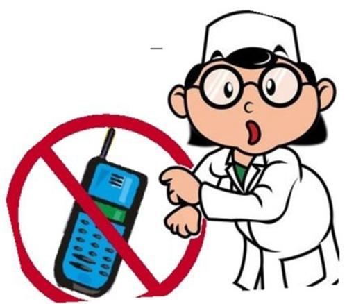 绍兴医院护士自发禁带手机上班