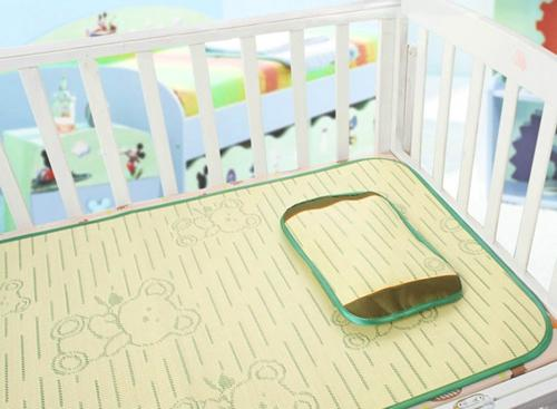 夏季宝宝睡凉席这些常识要知道