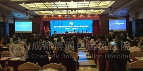 四川省白癜风规范化诊断治疗学术峰会获得专家好评