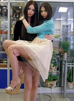 【双性阴阳人的绝对真实照片】俄罗斯阴阳人结婚,阴阳人生殅器真实图