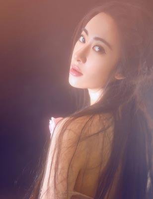 台湾美女模特销魂自拍写真图片