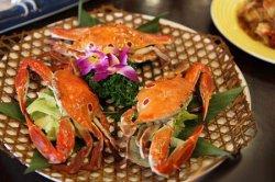 秋天吃什么螃蟹最好 三点蟹是渔夫们的最爱