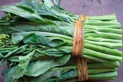 芥兰菜的营养价值 芥兰菜的食用功效